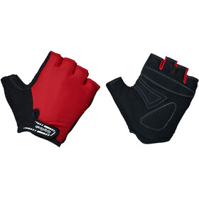 GripGrab X-Trainer Short Finger Gloves Kids Kids red
